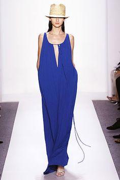 Chaiken Spring 2007 Ready-to-Wear Fashion Show - Bruna Tenorio
