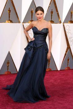 Sofia Vergara in Marchesa | Full Oscar 2016 Red-Carpet Roundup