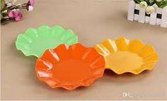 Resultado de imagen de plates plastic design