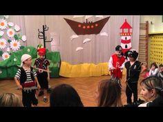 Taniec piratów - z przedszkola 135 w Warszawie - YouTube Zumba, Youtube, Pirates Of The Caribbean, Musica, Caribbean, Youtubers, Youtube Movies