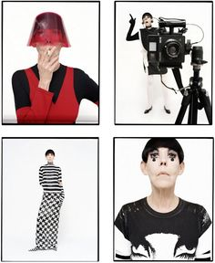 Peggy Moffit in Love Magazine by Tim Walker