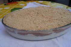 Receitas práticas de culinária: Doce de Bolacha Maria