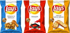 Rare Lay's Chip Coupon: Save $1 on the New Flavors!