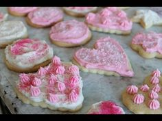 Just One Donna!: Best Ever Sugar Cookies with Buttercream Frosting