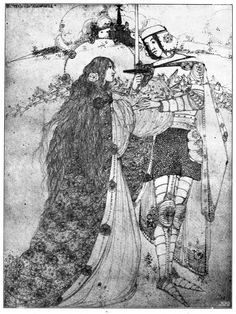 The White Knight, 1902 Turin Exposition