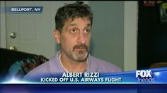 Passengers Stand Up for Blind Man and Service Dog Kicked Off a US Airways Plane | Fox News Insider