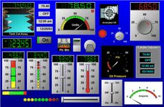 A downloadable free version of Human-Machine Interface (HMI) SCADA is available on the official website of Sielco Sistemi www.sielcosistemi.com. It's a cost-effective software system to control remote equipment.