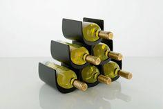 Portabottiglie Design 04