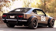 /1975 Toyota Corolla with a supercharged Lexus 1UZ-FE V8 swap