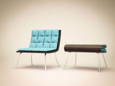 36 Transforming Furniture Designs - From Multifunctional Minimalist Couches to Tetris-Style Seating (TOPLIST)