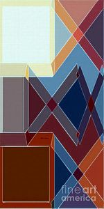 Digital Art - It Is All There  by Rafael Salazar