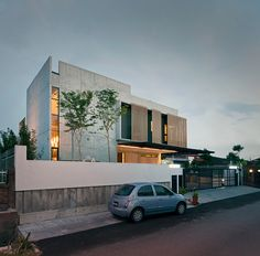 SS3 House, Petaling Jaya on Behance