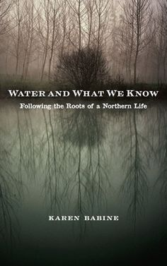 """The second of a three-part interview with writer Karen Babine, author of """"Water and What We Know: Roots of a Northern Life. Itasca State Park, Meaning Of Be, Park Rapids, White Bear Lake, All Locations, Kinds Of People, State Parks, Roots, How Are You Feeling"""