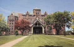 Seton Hill College - Greensburg, PA