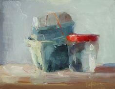 C. Lafuente.  Jelly Jar still life