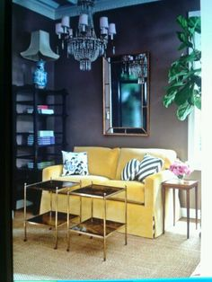 Custom Upholstery By Michael Alexander Designs. I Love The Contrast, The  Studs, Everything