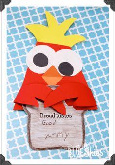 Little Red Hen Book Companion