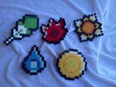 Pokemon Indigo League Fashion Pin by JustAnotherLevel on Etsy, $4.00