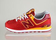 New Balance ml574ppr *Passport Pack* (red)