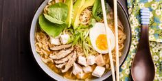 Because no one, and we mean no one, should have to turn down a bowl of hot, soupy noodles.