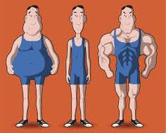 HGH Human Growth Hormone Body Changes