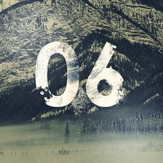 number series #graphicdesign