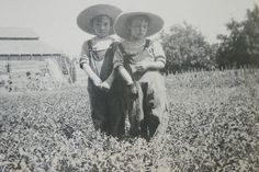 ANCESTORS - MOST WERE FARMERS| When looking 2 to 3 generations back (pre-1930s) and further, more than likely they would have been farmers.