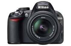 Nikon D3100 Cheat Sheet
