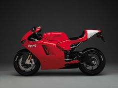 2007 Ducati Desmosedici RR. A racer for the road.