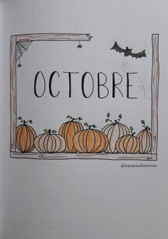 Bullet Journal Première Page, Bullet Journal Reading Log, Bullet Journal Doodles, Bullet Journal Weekly Spread, Bullet Journal Spreads, Self Care Bullet Journal, Bullet Journal Printables, Bullet Journal Hacks, Spooky Halloween