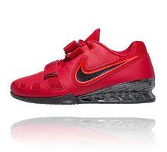 dc43ef3fa193 Nike Romaleos 2 Weightlifting Shoes - Gym Red Bright Crimson Black
