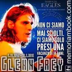 #theeagles #eagles #glennfrey #rockstar #rockband #hotelcalifornia #memoriambook