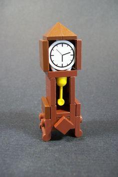 Grandfather clock :P (Explored!)