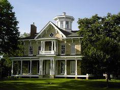 Kelley's Island, Ohio mansion