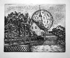 """new exhibition: """"Przemysław Tyszkiewicz graphic arts"""" 17.10-1.12.2014"""