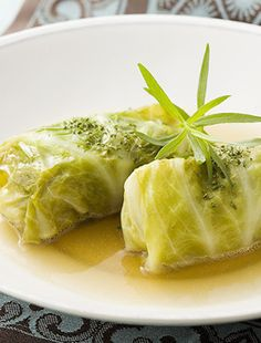 Meat-stuffed Cabbage ロールキャベツ