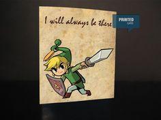 zelda valentine cards