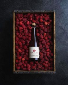 Mattina Rossa, our raspberry sour ale aged in oak barrels Beer Photos, Glass Photography, Wine Display, Expensive Wine, Wine Packaging, Wine Cocktails, In Vino Veritas, Sparkling Wine, Wine Gifts