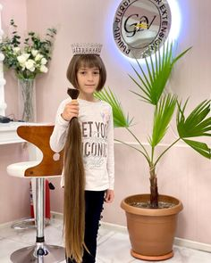 Long Hair Cuts, Long Hair Styles, Super Long Hair, Beautiful Long Hair, Hair Beauty, Women, Fashion, Latest Technology, Hairdresser