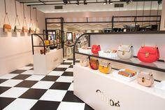 CHAMELEON VISUAL LTD » Chloé: Café de Chloé, Isetan Tokyo