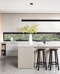 24 Modern Kitchen To Update Your House #Modern Kitchen