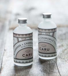 Lavender & Chamomile Facial Toner | Women's Beauty | Caru Skincare Co. | Scoutmob Shoppe | Product Detail