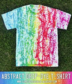 Since tie dye projects involve lots of wear and tear after the fact, the aftercare of a tie dye project is almost as important of a skill as those crazy, cool tie dye techniques you use to create stunning tie dye designs.