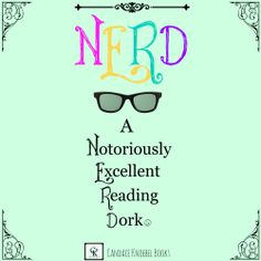#BookNerd #nerd #book #dork #writing #CandaceKnoebelBooks #books #BookLove