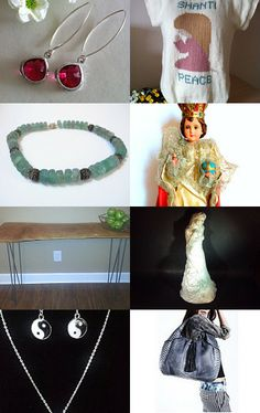 Gifts To Make The Season Merry -- A FWB Team Treasury by  Patti Turon from ADKArtsBoutique      --Pinned with TreasuryPin.com