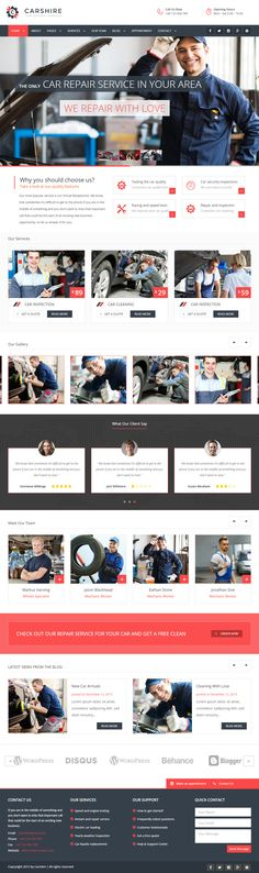 Car Shire is Premium Responsive Retina #WordPress #Car Repair Theme. Bootstrap. Gravity Forms. #EventsCalendar. Visual Composer. Test free demo at: http://www.responsivemiracle.com/cms/car-shire-premium-responsive-auto-mechanic-car-repair-wordpress-theme/