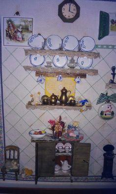 Sala in miniatura