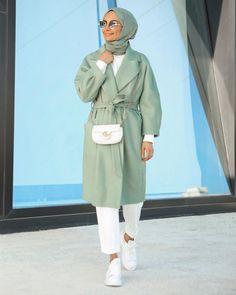 Hijab Style Dress, Modest Fashion Hijab, Modern Hijab Fashion, Street Hijab Fashion, Hijab Casual, Hijab Fashion Inspiration, Hijab Outfit, Hijab Chic, Muslim Fashion