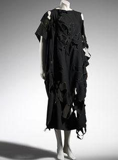 Dress  Yohji Yamamoto 1983