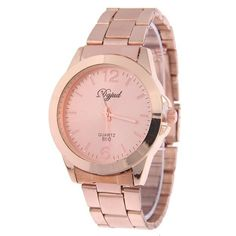 6e39cf2f33d Luxury Men Classic Analog Quartz Stainless Steel Wrist Watch
